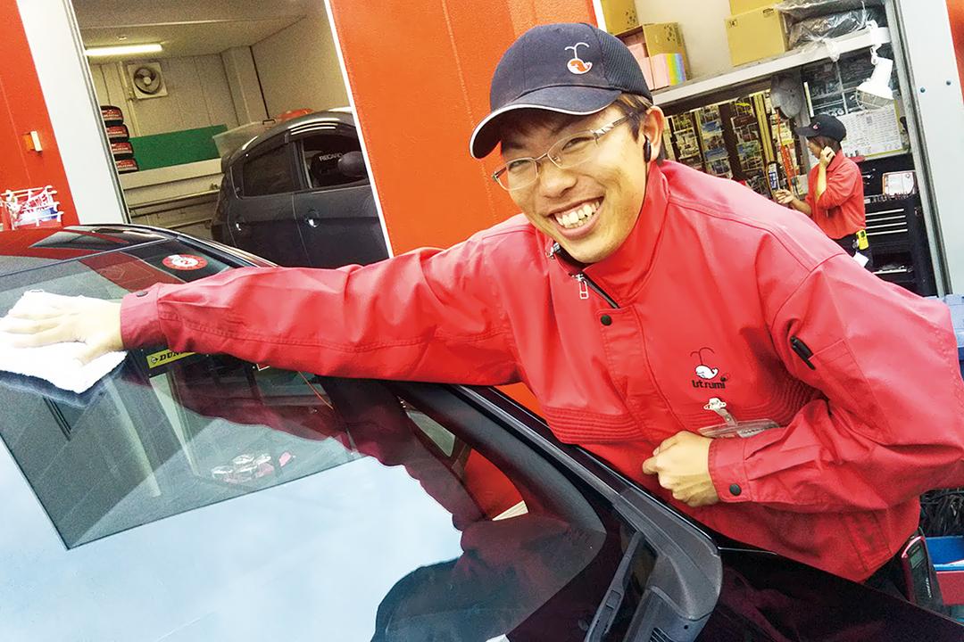 内海株式会社ガソリンスタンド接客スタッフ〔未経験者歓迎〕画像