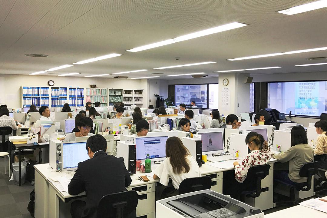 株式会社関西建物テレフォンアポインター画像