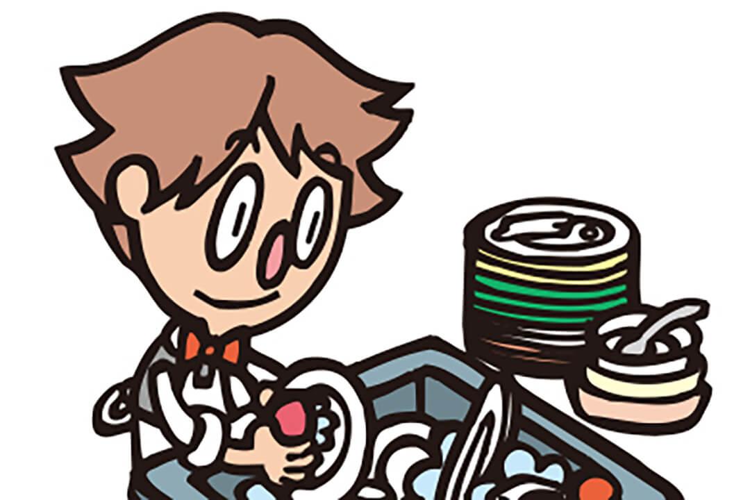 株式会社西日本美装 大分営業所食器の洗浄・下膳〔交通費支給〕画像
