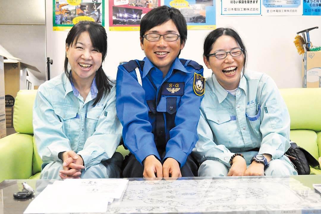 有限会社三天男女JR列車見張員〔未経験者歓迎〕画像