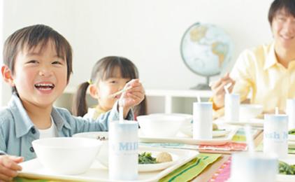 株式会社東洋食品 大分支店学校給食調理員〔免許活かせる〕画像