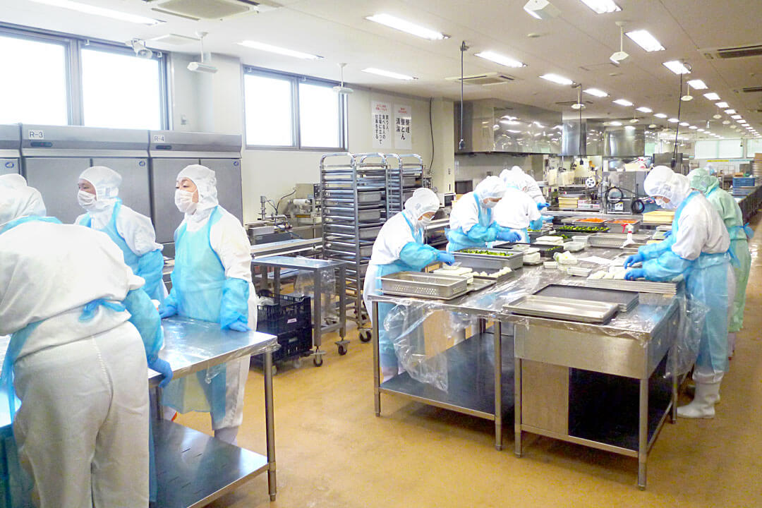 株式会社ガイア 高知工場調理師〔製菓製造・調理〕画像