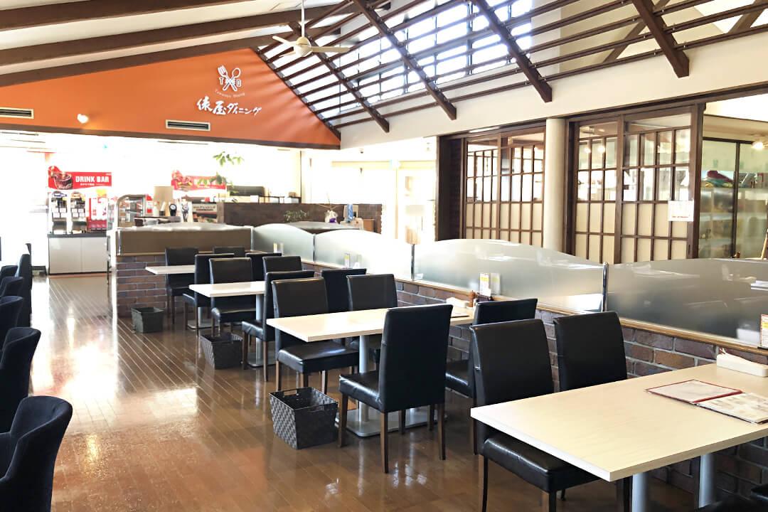 シーハウス・俵屋ダイニング 和(なごみ)ホールスタッフ〔カフェレストラン〕画像