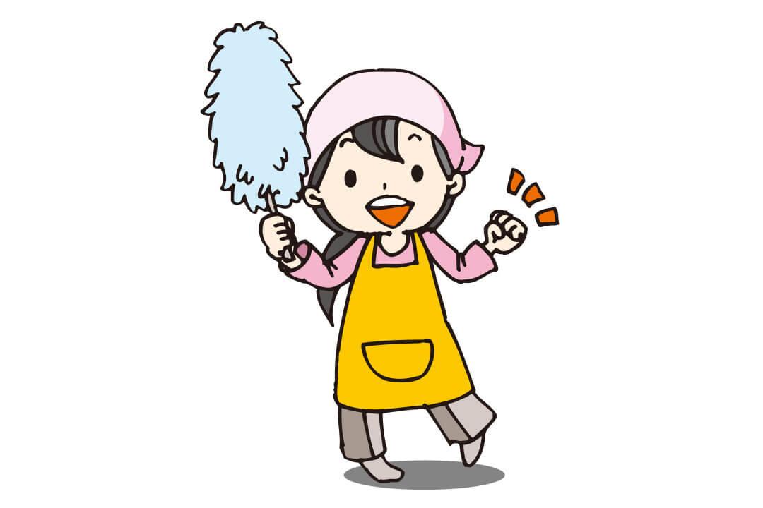 株式会社ダスキンサニーマート メリーメイド事業部清掃スタッフ〔一般家庭の清掃〕画像