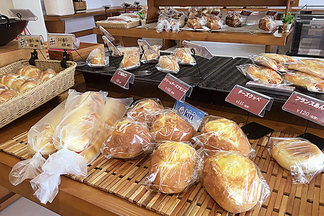 ブーランジェ・イタル・スギハラ コープ北島店パンの販売スタッフ〔夕方から勤務〕画像