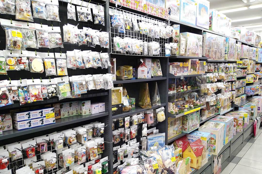 HOBBY SHOP スーパーフリークス 岡山店販売スタッフ〔カードの販売・買取管理〕画像