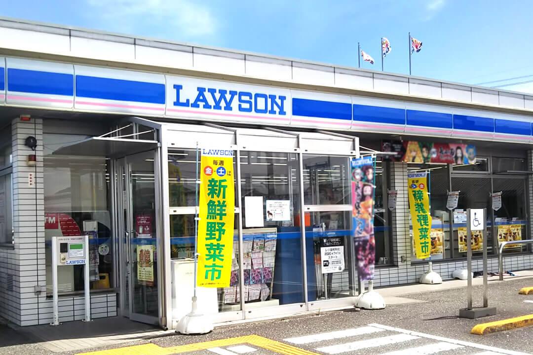ローソン 高知仁井田一窪店レジスタッフ〔コンビニ〕画像