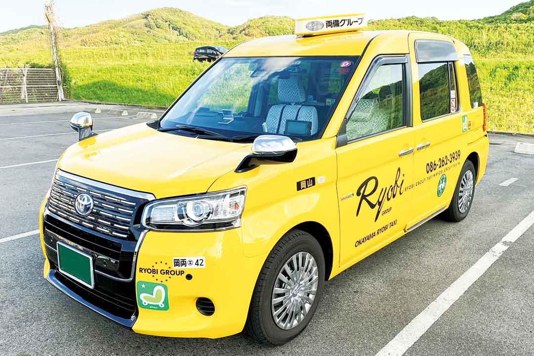 岡山両備タクシー株式会社男女タクシー乗務担当社員〔未経験者歓迎〕画像