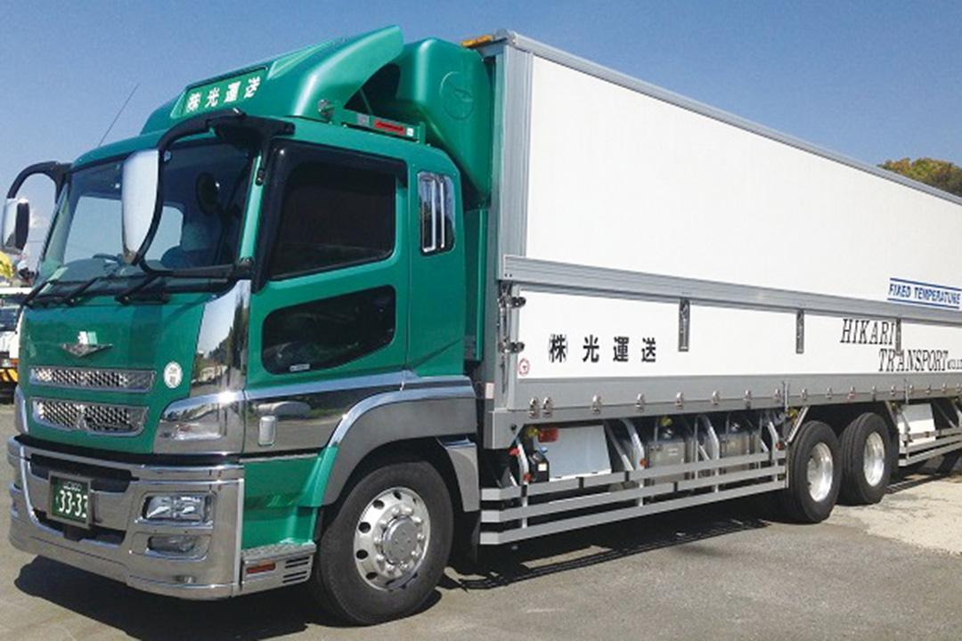 株式会社光運送収集ドライバー〔アルバイト〕画像