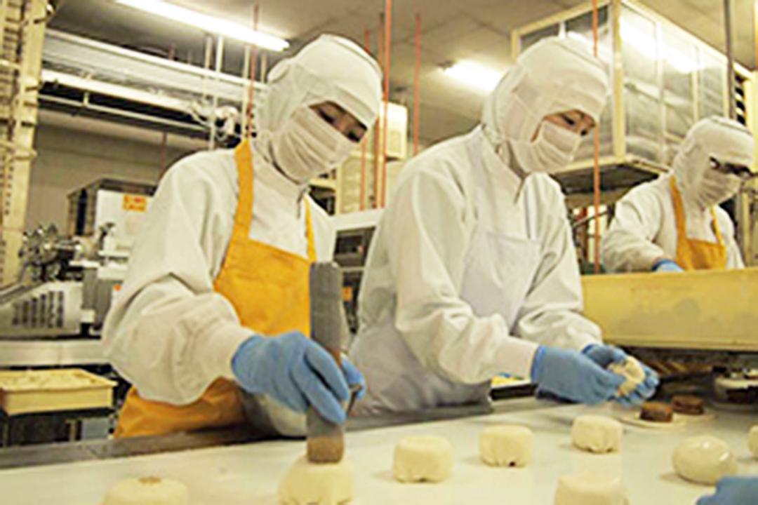 リョーユーパン 山口工場パン・菓子の製造〔週3~4日程度の勤務もOK〕画像