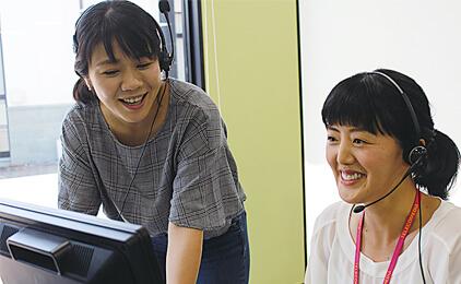 株式会社テレコメディア(徳島センター)短期の電話事務スタッフ画像