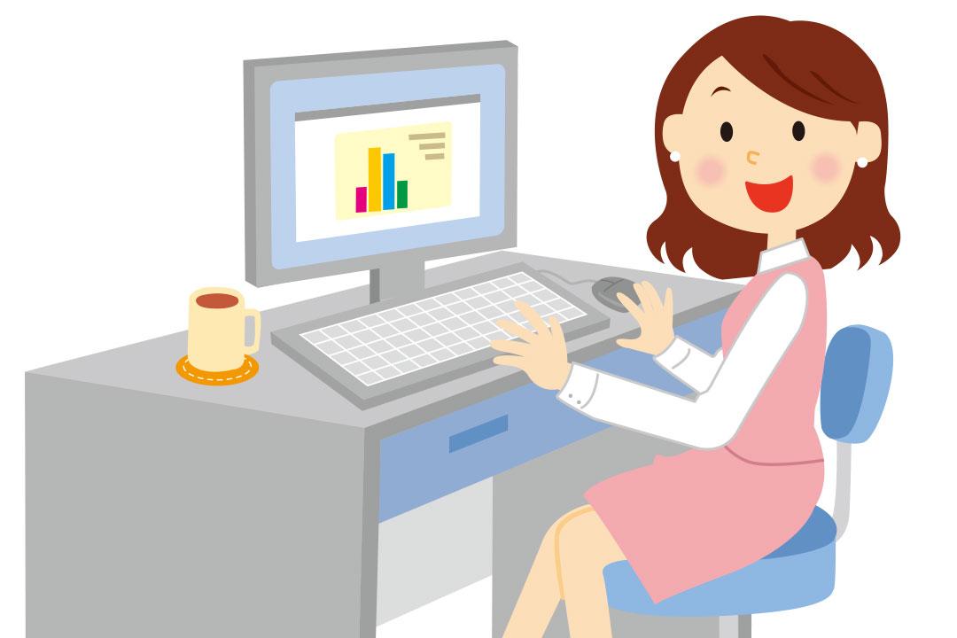 R&M 株式会社受付やデータ入力等の事務作業員画像