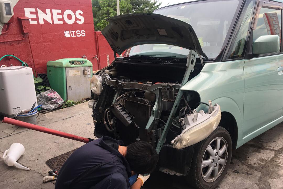 有限会社吉本商店(ひまわりレンタカー)ガソリンスタンド・レンタカースタッフ画像