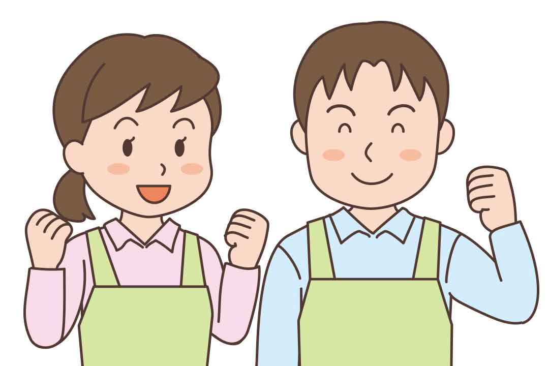 株式会社西日本トップサービス介護老人保健施設介護職画像