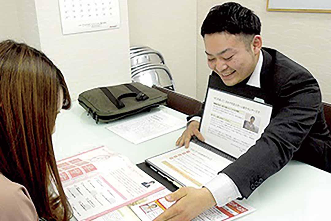 株式会社ADAMASエンタープライズ家庭用商品の提案営業職〔一般家庭/法人対象〕画像