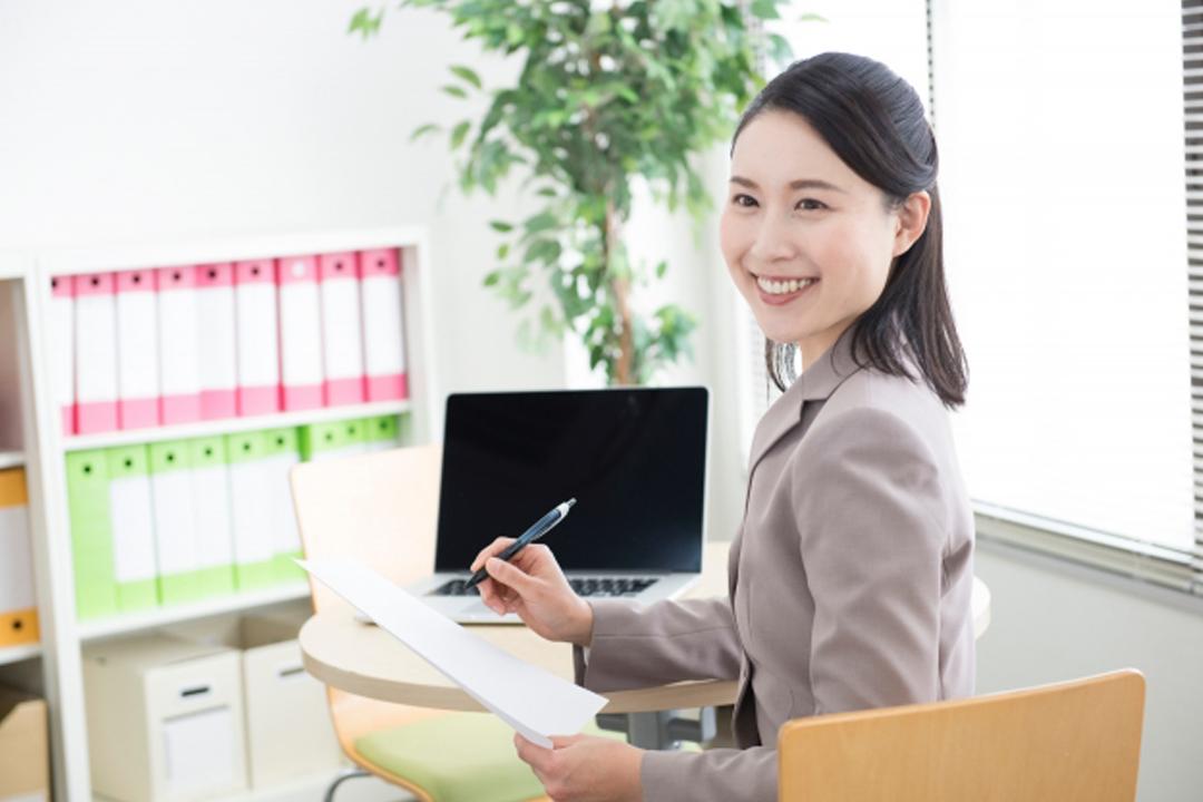 しごと計画学校 岡山校保険代理店での一般事務画像