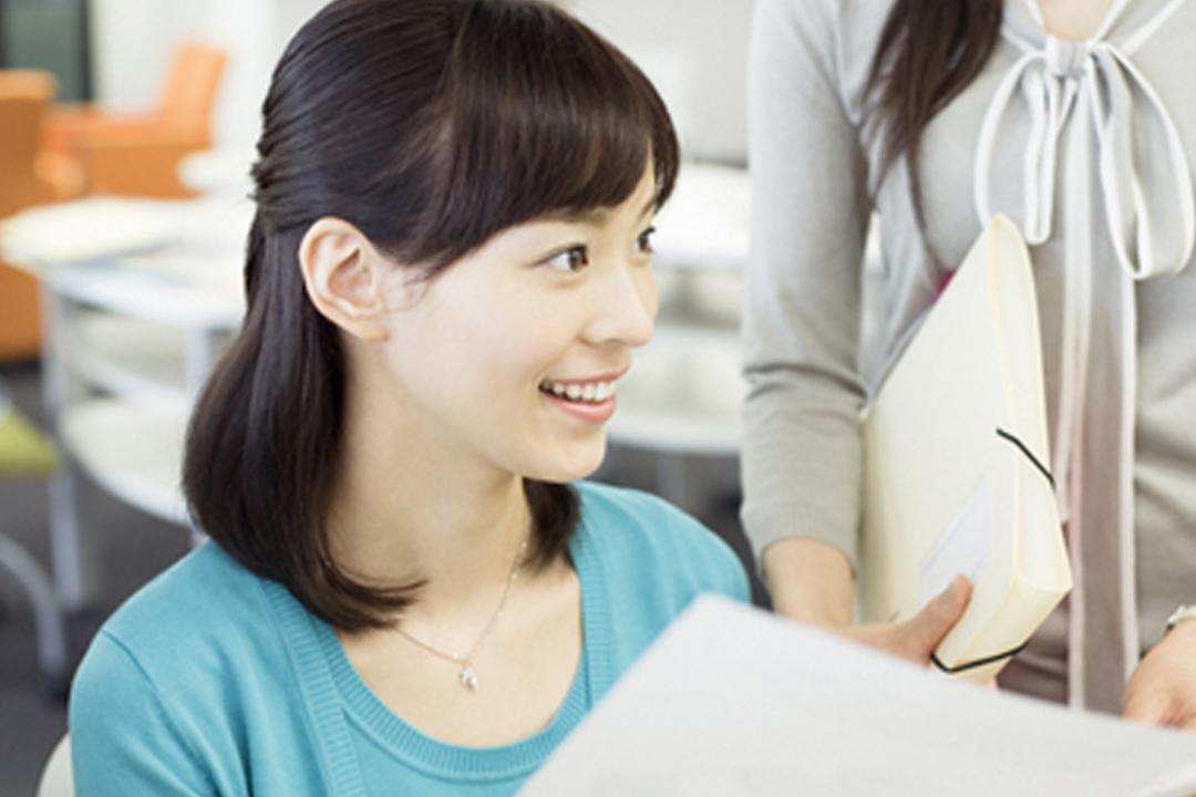 しごと計画学校 岡山校住宅工務店での広報事務画像