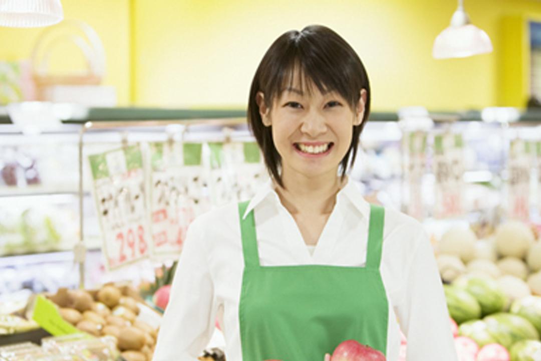 しごと計画学校 岡山校スーパーの店舗スタッフ画像